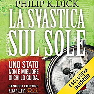 La svastica sul sole cover art