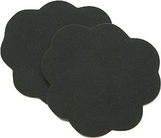 Tip Toes Cushions Shoe Inserts , Black Iris
