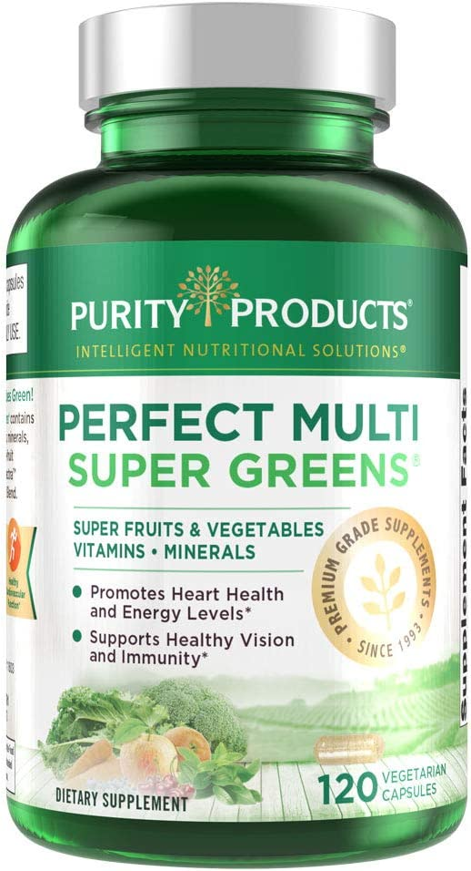Purity Products Perfect Multi Super 至上 超特価SALE開催 Supplement Dietary Greens He