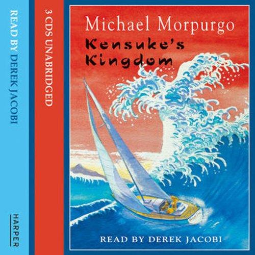 Kensuke's Kingdom cover art