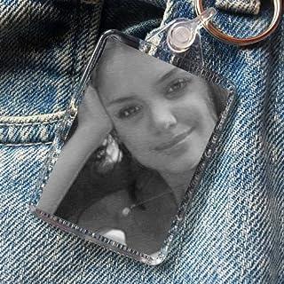 Katie Holmes - Original Art Keyring #js003