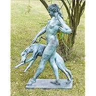 Large Scale Bronze Statue McCartan