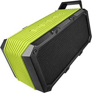 Divoom Voombox Ongo Rugged Portable Wireless Stereo Speaker - Green