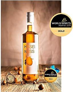 Krauss Haselnuss Spirituose - Haselnuss Schnaps - Haselnuss Likör 0.7 l 22,00 €  / 1 Liter