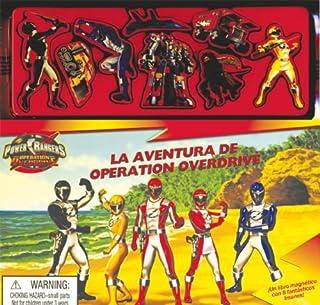 Serie Magnix: Power Rangers, La Aventura de La Operacion Overdrive (Power Rangers Operation Overdrive)