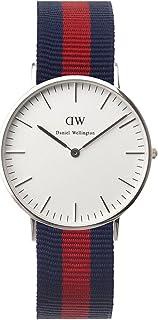 Daniel Wellington 丹尼尔•惠灵顿 瑞典品牌 Classic系列 尼龙表带 石英手表 女士腕表