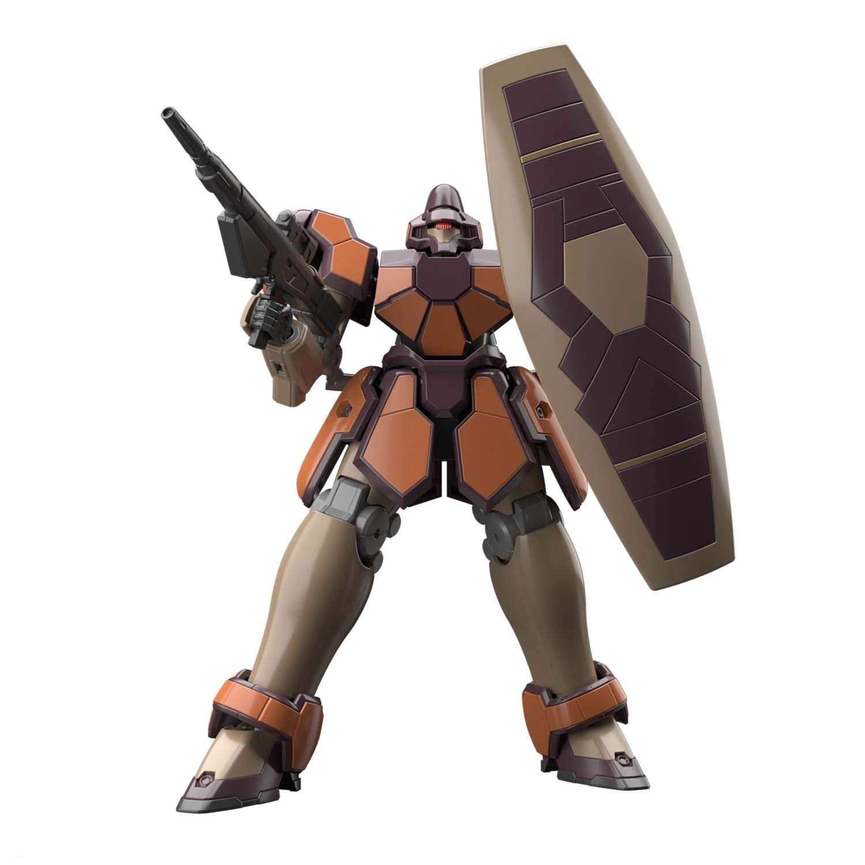 BANDAI HG 1//144 Leo Space Type Mobile Suit Gundam W Japan import
