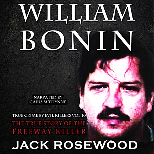 William Bonin audiobook cover art