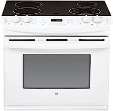 drop in double oven