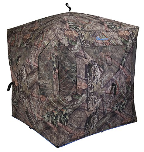 Ameristep Element Hunting Blind 75'W x 67'H