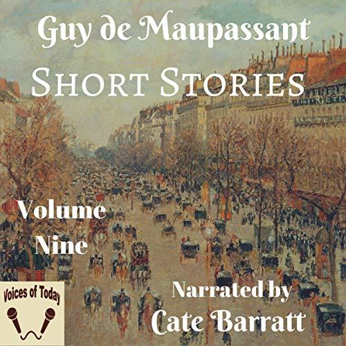 The Complete Original Short Stories, Volume IX cover art