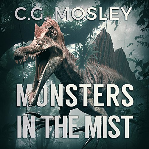 Monsters in the Mist Audiobook By C.G. Mosley cover art