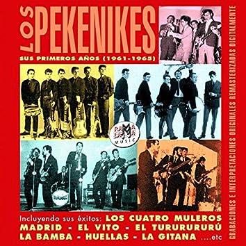 Sus Primeros Años (1961-1965) Vol. 1