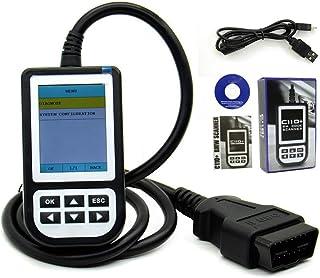 車の故障診断コードカードの故障検出器C110はBMWに適しています