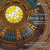 Nicolai: Misa En Re / Schnier, Thomas, Klose, Singer, Kammerchor Consono - Jers