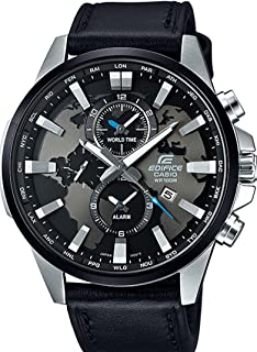 Casio Casual Watch For Men Analog Leather - EFR-303L-1AV