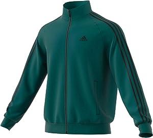 adidas Essentials 3 Stripe Tricot Jacket