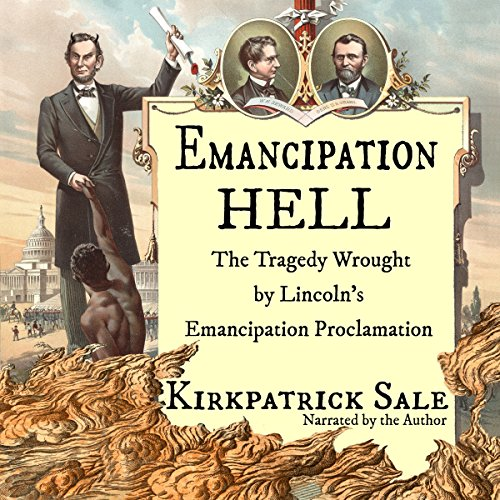 Emancipation Hell audiobook cover art