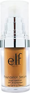 e.l.f. Beautifully Bare Foundation Serum (Deep)