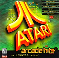 Atari Arcade Hits #1 (Jewel Case) (輸入版)