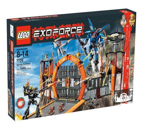 LEGO Exo-Force Sentai Fortress by LEGO