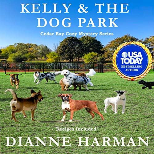 Kelly & the Dog Park cover art