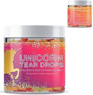 Kids Multi Vitamin Formula Daily Gummy Multivitamin: Vitamin A, C, D, E, and Zinc for Immunity,...