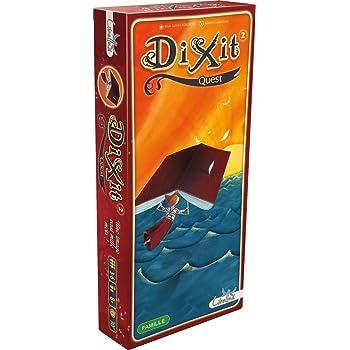 Asmodee - Juego de Miniatura (DIX02FR) (versión en francés ...