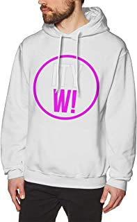 DGGE Round ITYW! Men's Hoodies Sweatshirts Clothing and Sports