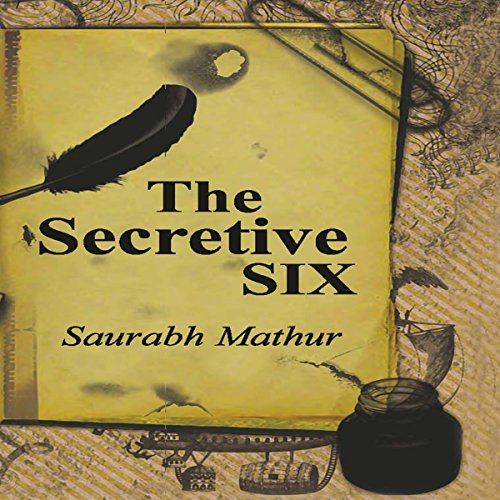 The Secretive Six audiobook cover art