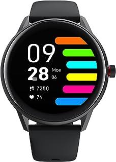 SoundPEATS Smartwatch Pulsera Inteligente,reloj deportivo Impermeable IPX68 Pantalla completa táctil monitores de activida...
