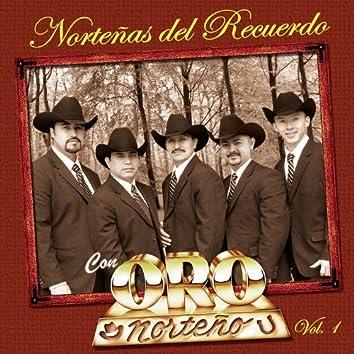 Norteñas Del Recuerdo Vol.1