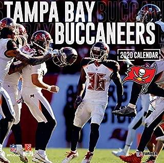 Tampa Bay Buccaneers: 2020 12x12 Team Wall Calendar