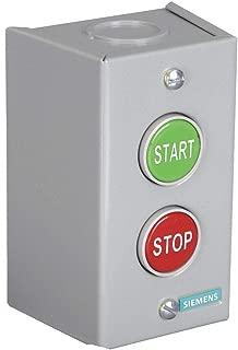 Siemens Push Buttn Cntrl Station Start/Stop 38mm
