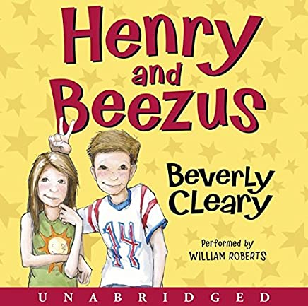 Henry And Beezus Unabridged by Beverly Cleary (October 15,2010)