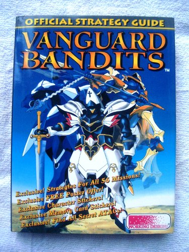 Vanguard bandits: The official strategy guide