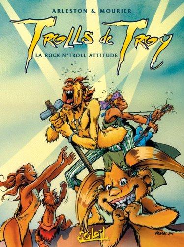 Trolls de troy *Tome 8*: Rock'n Troll Attitude