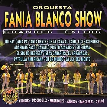Orquesta Fania Blanco Show - Grandes Exitos. Orquestas de Galicia