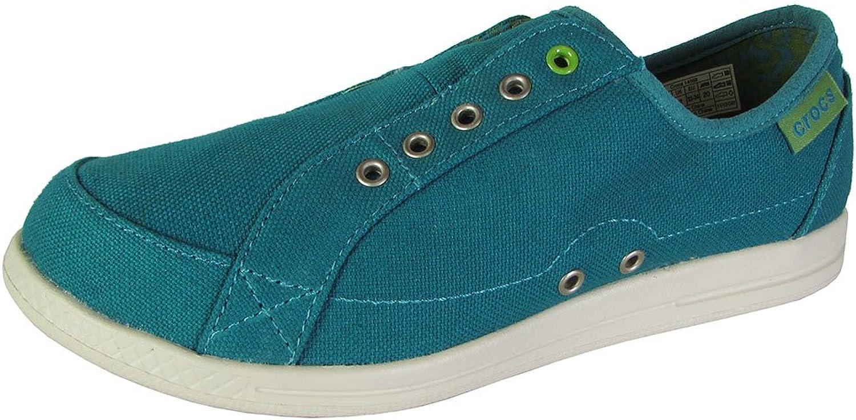 Crocs Womens LoPro Laceless Sneaker Slip On shoes