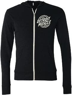 detroit muscle hoodie