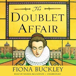 The Doublet Affair audiobook cover art