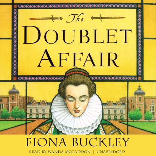 The Doublet Affair audiobook cover art