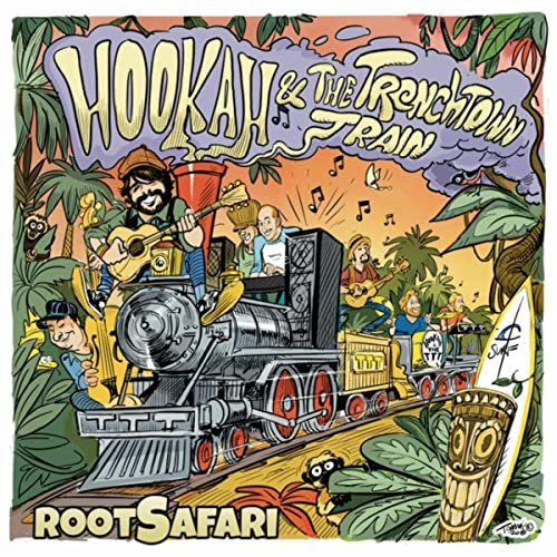 Hookah & the Trenchtown Train