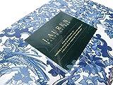 Ralph Lauren Tamarind Porcelain Blue 3pc Full Queen Duvet Cover Set