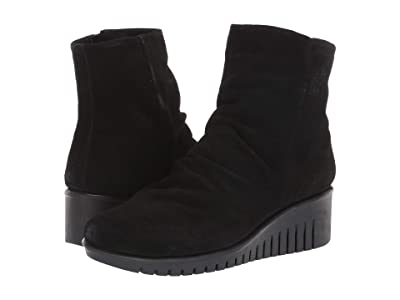The FLEXX Eclipse (Black Waterproof Suede) Women