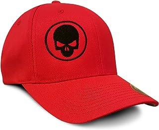 Military Skull United We Stand Baseball Hat