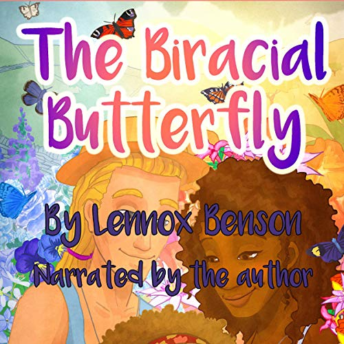 The Biracial Butterfly audiobook cover art