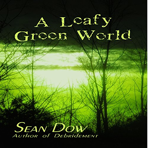 A Leafy Green World audiobook cover art