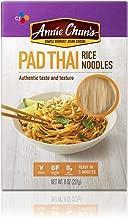 Annie Chun's Gluten-Free Rice Noodles, Pad Thai, Vegan, 8-oz (Pack of 6)