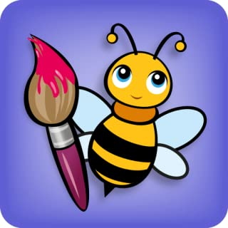 BeeArtist PRO - Learn to Draw Easy. Drawing apps for kids and toddlers. Learning Educational Game.